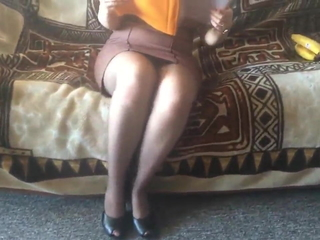 Mature pantyhose videos
